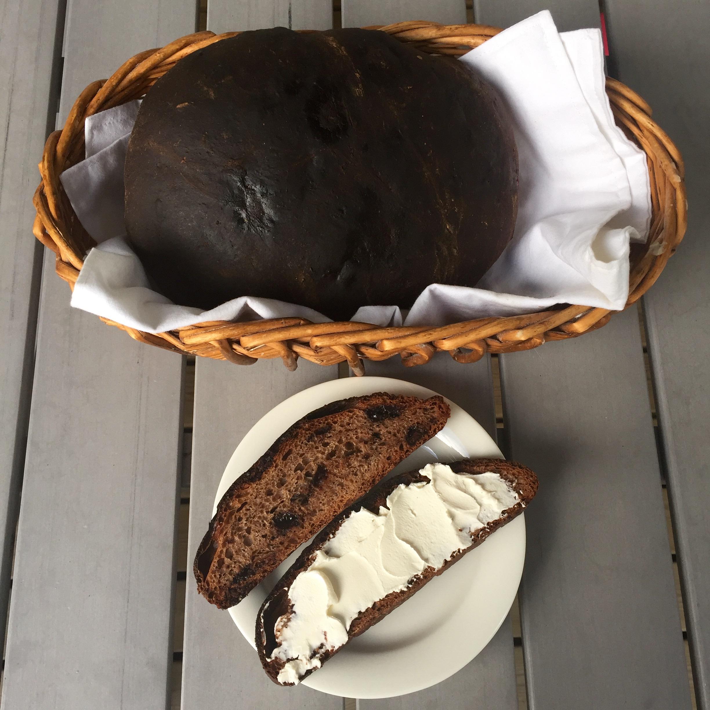 Italialainen suklaaleipä – Pane al cioccolato