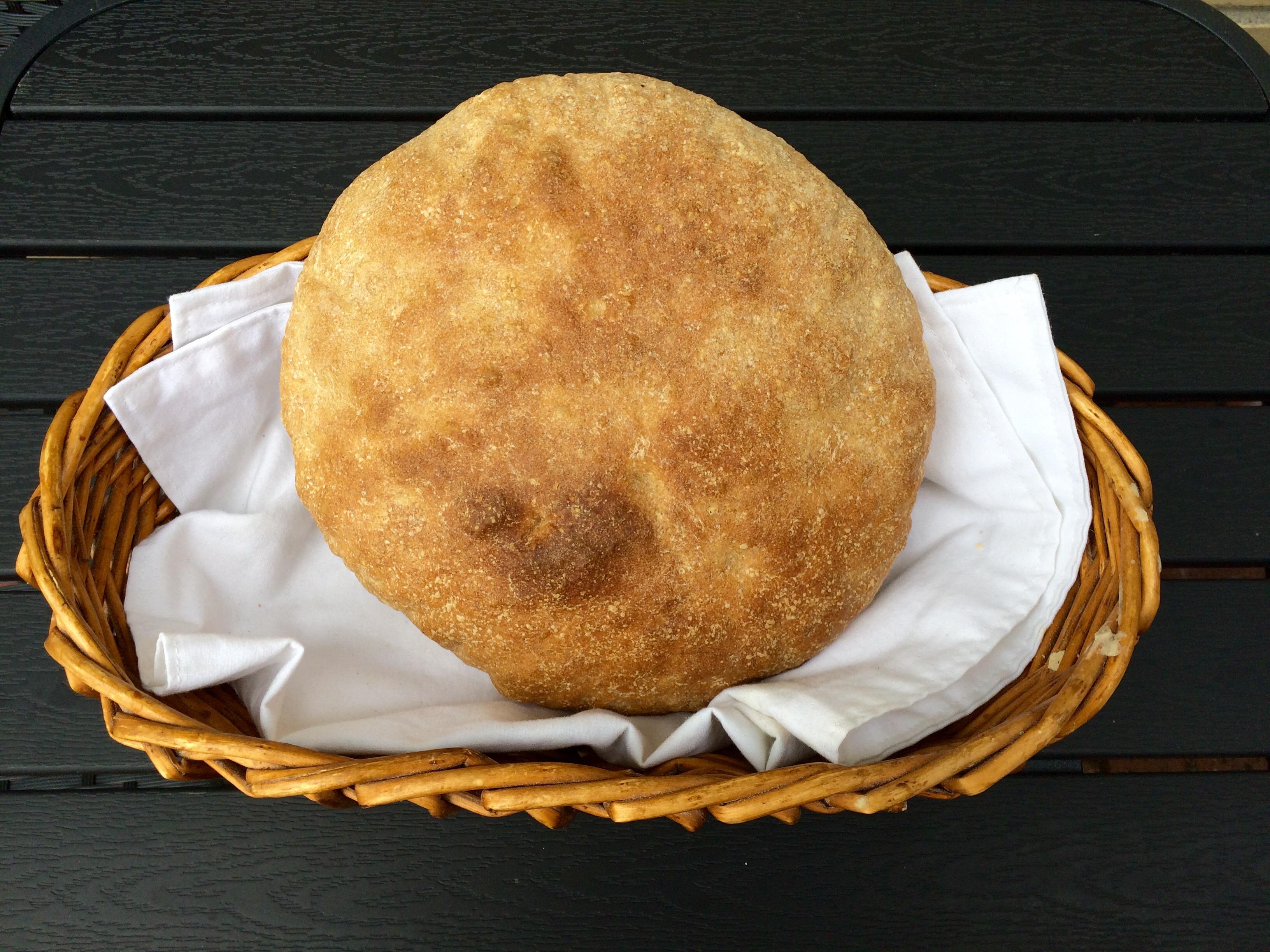 Ternin maalaisleipä – Pane di Terni